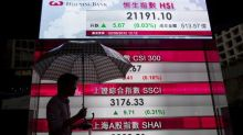 Asian Stock Markets Muted As Trade War Shadow Extends To Jobs