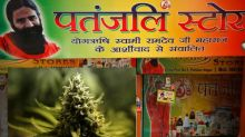 Remember the Time When Baba Ramdev's Patanjali Batted for Legalisation of Cannabis?