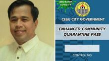 Bzzzzz: Councilor Dizon's request on ECQ pass doesn't stop use of hard copy