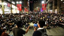 Defiant Hong Kong protesters vow huge rally despite Beijing threats