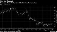Investors Applaud Chevron for Its $33 Billion 'Steal'of Anadarko
