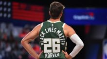 Kyle Korver describes what happened in Milwaukee locker room on night of protest