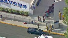 Tiroteo en California: dos muertos y tres heridos en una escuela de Los Ángeles