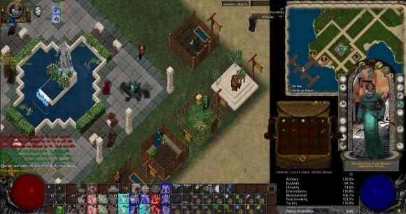 Ultima Online dares you to seek the Treasures of Doom