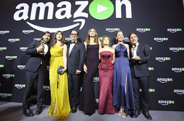 Amazon beats Netflix to take home two Golden Globes