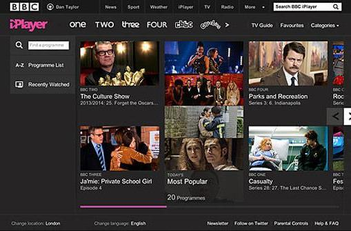BBC revamps iPlayer with new web UI and greater focus on content discovery