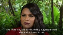 Mindy Kaling is canceling her Mother's Day brunch for this very good reason