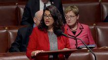 Progressive Rep. Rashida Tlaib Fires Back At Centrist Democrats: 'I Can't Be Silent'