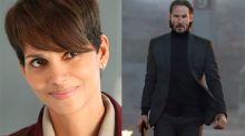 Una sexy Halle Berry vuelve a la acción junto a Keanu Reeves en John Wick 3