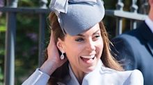 Kate Middleton Stuns On Easter Sunday As Royals Step Out For Services