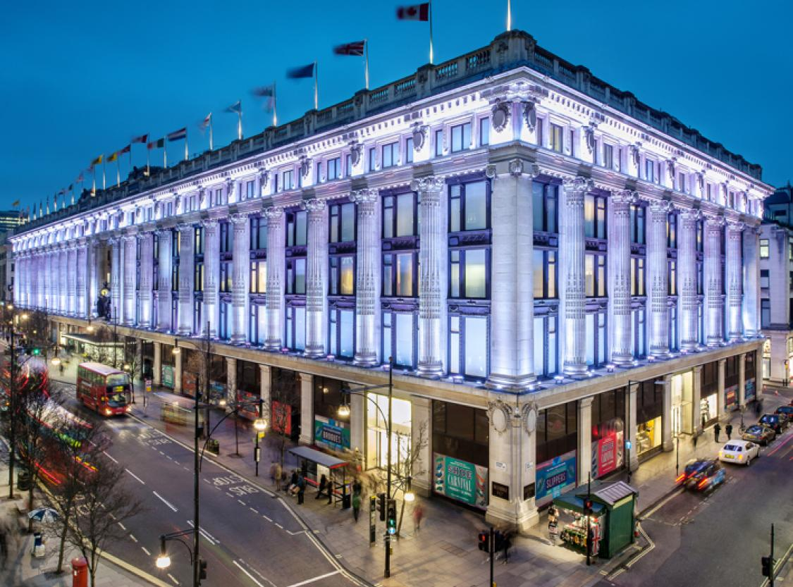London's famous Oxford Street is being turned into £1m+ residential housing district
