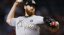 Marlins pitcher is glad Giancarlo Stanton and Christian Yelich were traded