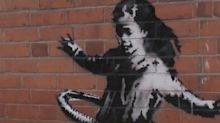 Banksy confirms he is behind new Nottingham mural