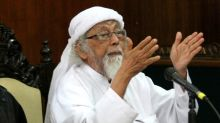Indonesia reviewing early release for Bali bombing-linked cleric