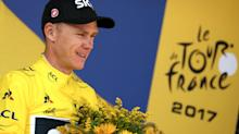 Tour de France: Where does fourth victory place Froome among cycling greats?