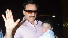 Taimur Ali Khan to feature in advertisements with dad Saif Ali Khan? Watch Video