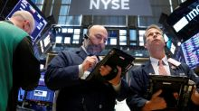 World stocks gain after sell-off; yields up on comments by Fed's Powell