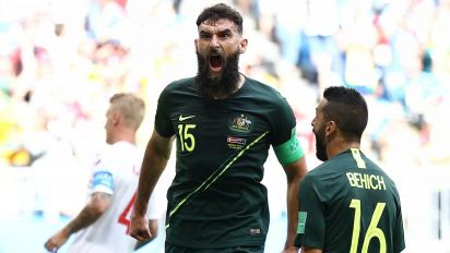 Aussies benefit from latest VAR intervention