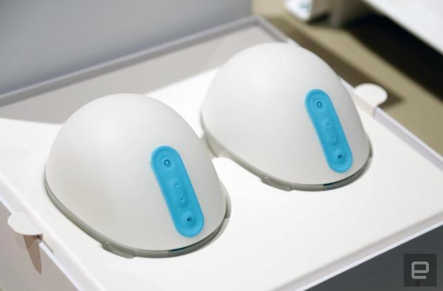 How a smart breast pump won CES