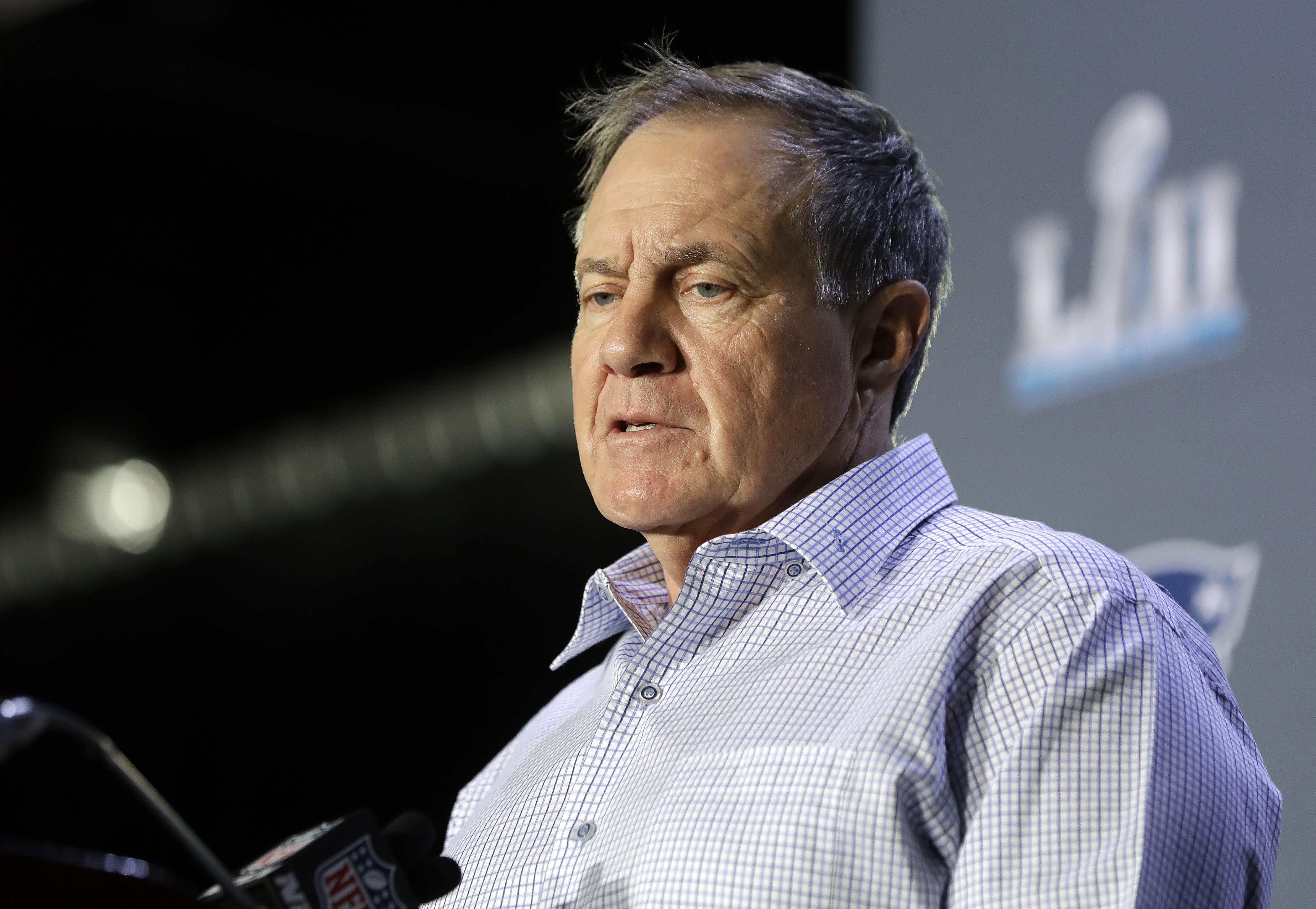 Bill Belichick Doesn T See Himself In Same Category As