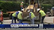 Mud-Caked Cars Removed From Flooded UCLA Garages