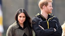 Prince Harry and Meghan Markle dress down for Invictus Games team trials in Bath