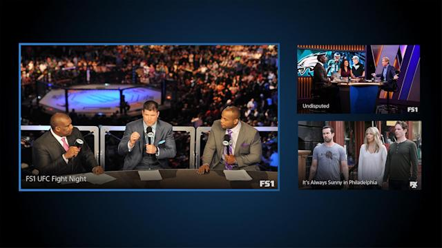 PS Vue adds multi-picture feature just in time for March Madness