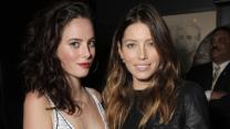 Mom's the Word for Jessica Biel