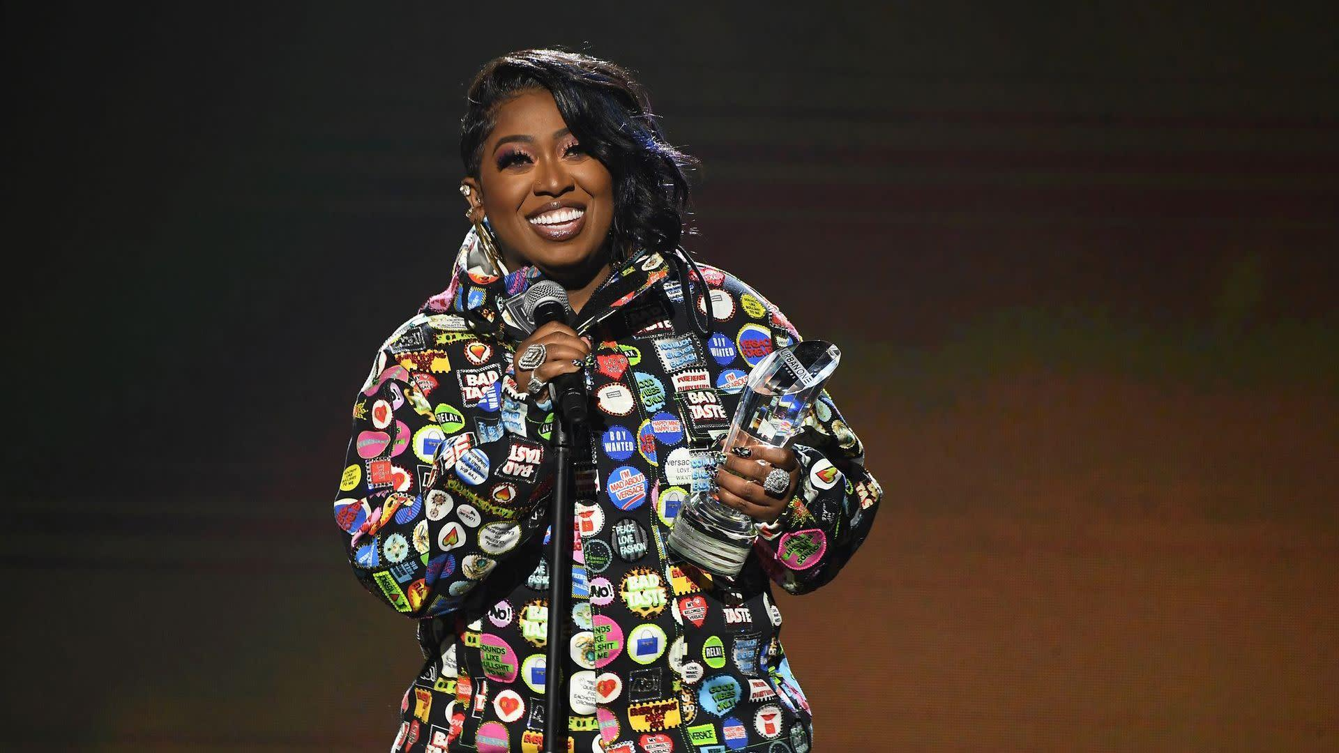 Missy Elliott Says She Would Collab With 21 Savage After Hearing His Vocals For Keyshia Cole and Ashanti's 'Verzuz' - Yahoo Entertainment