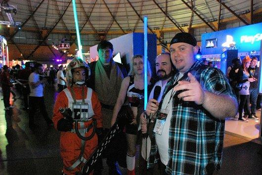 EB Games Expo 2012: The people have a voice!
