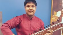 With new album out, Dalai Lama performance behind him, Calgary sitar star sets sights on fighting depression