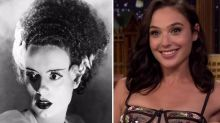 Gal Gadot in contention for the title role in The Bride of Frankenstein