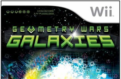 E307: Geometry Wars Galaxies gets new screens and very busy boxart