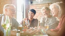 From being dragged out to dinner to flirting: Nine moments that make life a little bit more fun