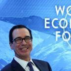 U.S. Treasury Secretary Mnuchin expects next China trade talks in 'near future'