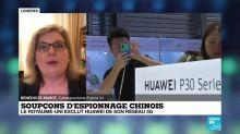 Soupçons d'espionnage chinois : le Royaume-Uni exclut Huawei de son réseau 5G