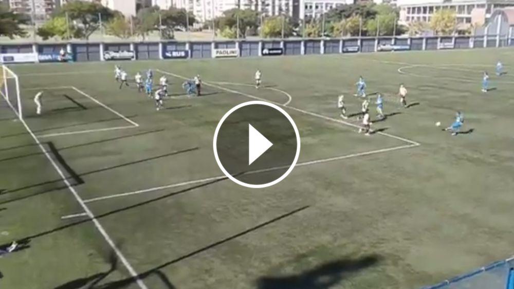 VIDEO: ¿A lo Tevez? Golazo en el fútbol femenino de Boca