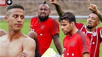 ¿Adiós Bayern? Los 3 grandes de Europa que luchan por fichar a Vidal
