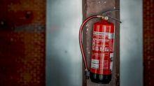 乾粉滅火器內含二氧化矽致癌物 消防署:環保署未列毒化物