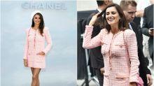 Penélope Cruz suspende en su estreno como embajadora de Chanel