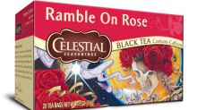 Ramble On, Baby: Celestial Seasonings® and HeadCount Release Limited-Edition Tea