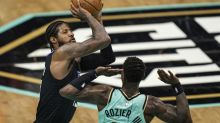 George scores 20, Clippers roll past slumping Hornets 113-90
