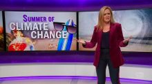 Samantha Bee takes a break from blasting Trump to talk climate change
