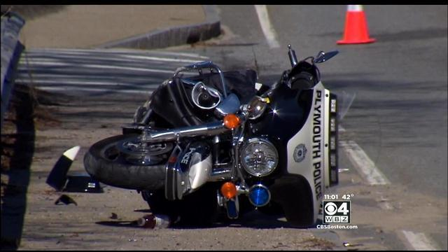 Plymouth Police Officer Killed In Motorcycle Crash