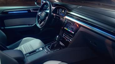 【影】Arteon 系列影片三部曲 一窺 Volkswagen 全新旗艦的優雅內裝