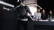 The first IMAX VR arcade is a huge hit—and I can see why
