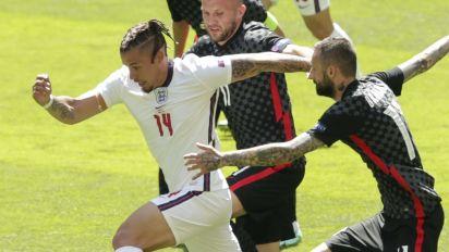 England win Euro 2020 opener over Croatia