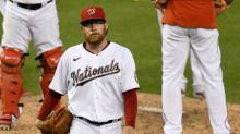 Questions mount for Sean Doolittle as he and Washington Nationals struggle to find answers
