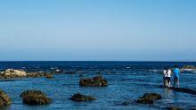 絕美珊瑚礁海景步道 富山護漁區成熱門新景點