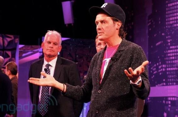 T-Mobile chief: iPhone availability might come some time in the next three months, maybe